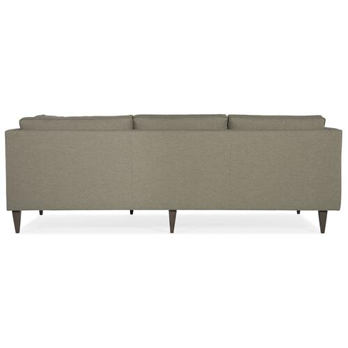 MARQ Living Room Brees Left Arm Corner Sofa