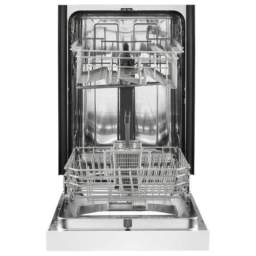 Gallery - Small-Space Compact Dishwasher with Stainless Steel Tub