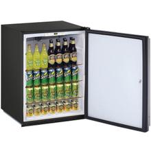"24"" Refrigerator With Stainless Solid Finish (115 V/60 Hz Volts /60 Hz Hz)"