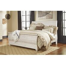 Willowton King Bedframe