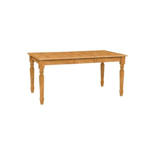 John Thomas Furniture - Extension Table w/ Turned leg