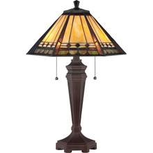 View Product - Arden Table Lamp in Russet