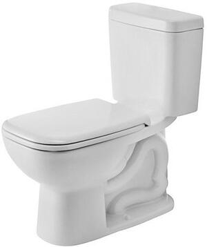 D-code Two-piece Toilet Product Image