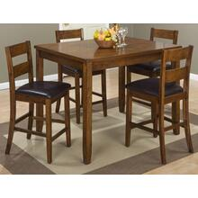 Plantation 5 Pack - Counter Table W/(4) Stools