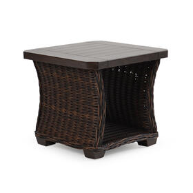 """23.25"""" Square End Table"""
