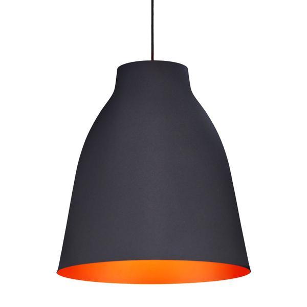 See Details - Bronze Ceiling Lamp Matte Black
