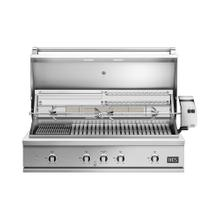 "48"" Grill, Rotisserie and Charcoal, Natural Gas"