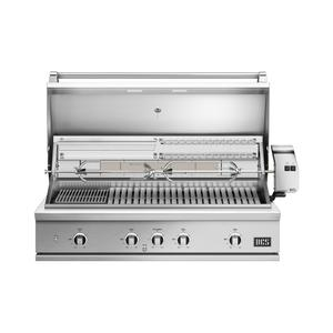 "Dcs48"" Grill, Rotisserie and Charcoal, Natural Gas"
