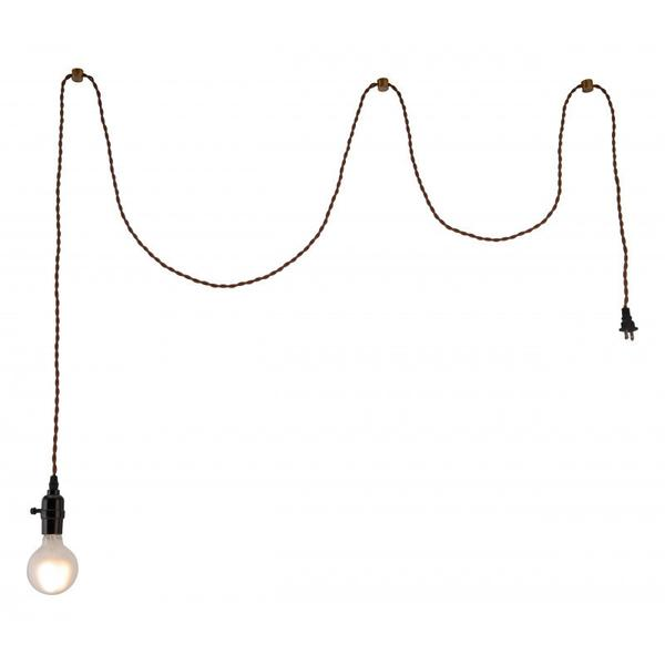 Molly Ceiling Lamp Brass
