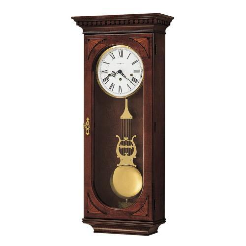 Howard Miller Lewis Chiming Wall Clock 613637