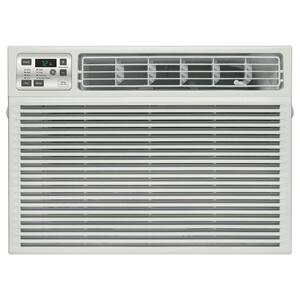 GE®230 Volt Electronic Heat/Cool Room Air Conditioner
