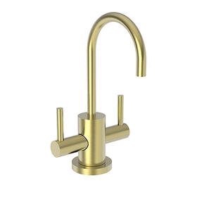 Satin Brass - PVD Hot & Cold Water Dispenser