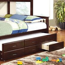 University Twin XL Trundle w/ 3 Drawers