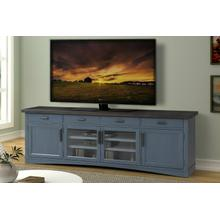 AMERICANA MODERN - DENIM 92 in. TV Console