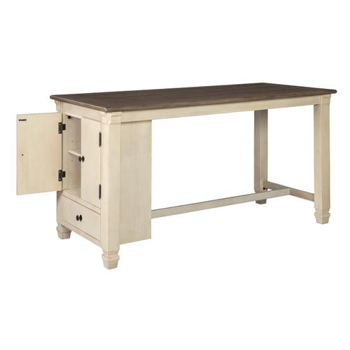 Bolanburg RECT Dining Room Counter Table Antique White