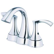 Chrome Antioch® Two Handle Centerset Lavatory Faucet
