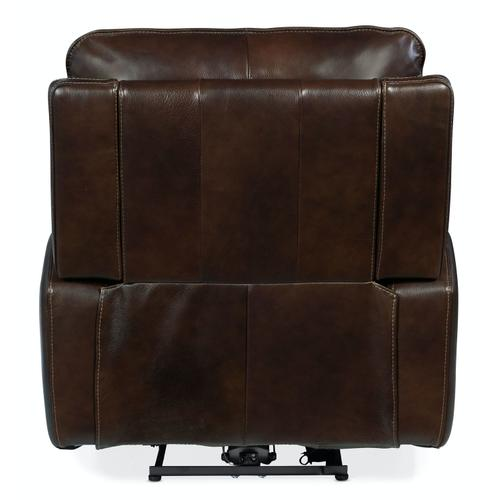 Living Room Gage Power Recliner with Power Headrest