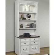 PROVENCE 2pc Lateral File & Hutch Product Image