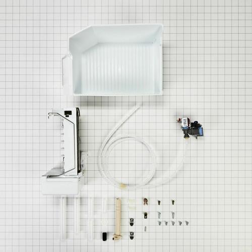 Gallery - Top Freezer Refrigerator Ice Maker Assembly