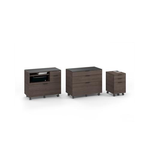 BDI Furniture - Sigma 6907 Mobile File in Sepia