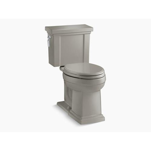 Kohler - Cashmere Two-piece Elongated 1.28 Gpf Chair Height Toilet