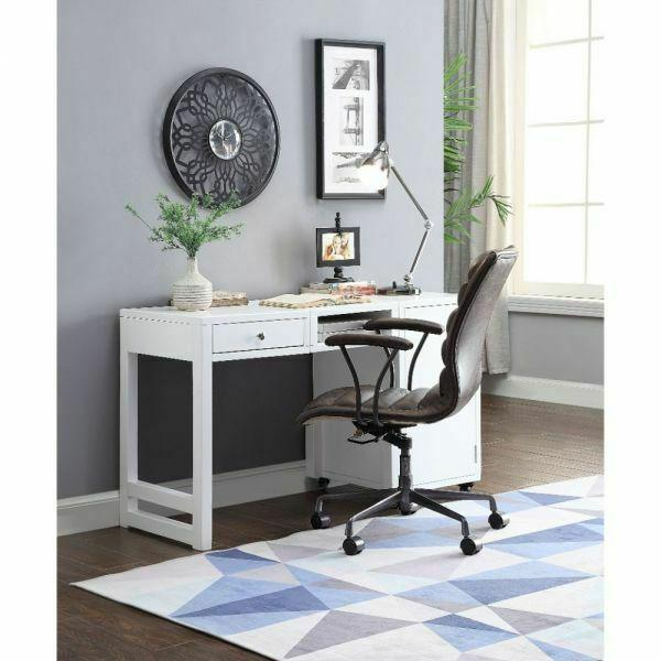 ACME Kaniel Desk (Convertible) - 92835 - White