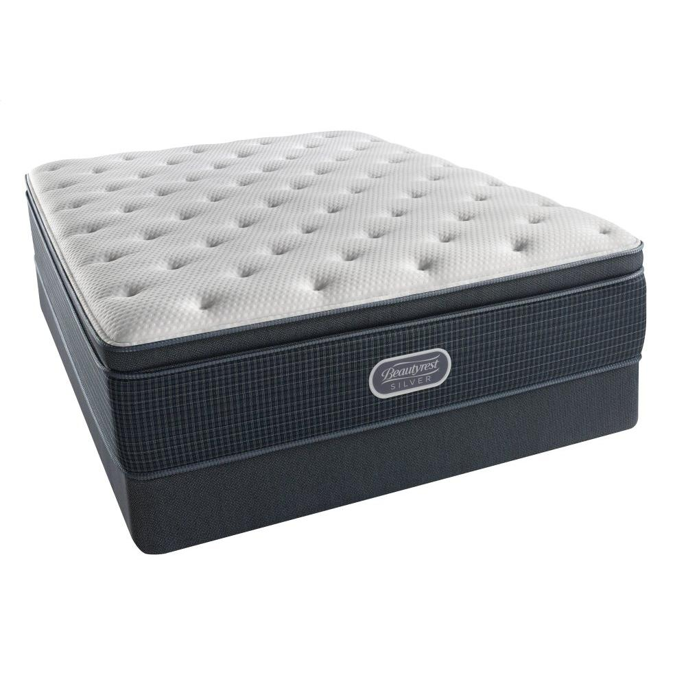 See Details - BeautyRest - Silver - Summer Sizzle - Pillow Top - Luxury Firm - Queen