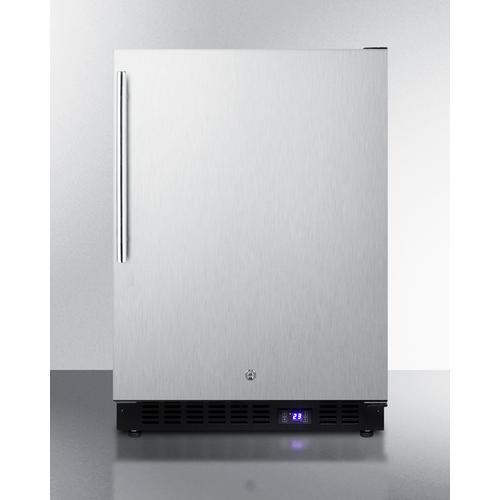 """24"""" Wide Outdoor All-freezer"""