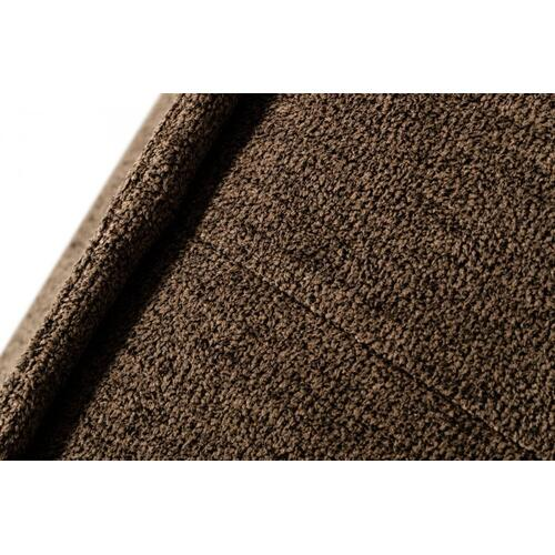 VIG Furniture - Divani Casa Nolden - Modern Brown Fabric Modular Sectional Sofa