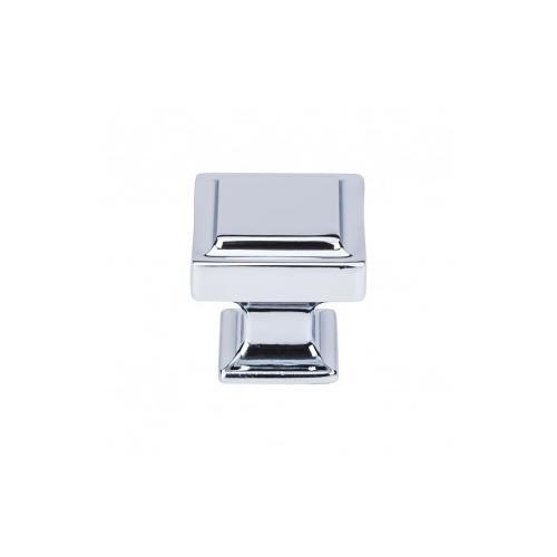 Product Image - Ascendra Knob 1 1/4 Inch - Polished Chrome