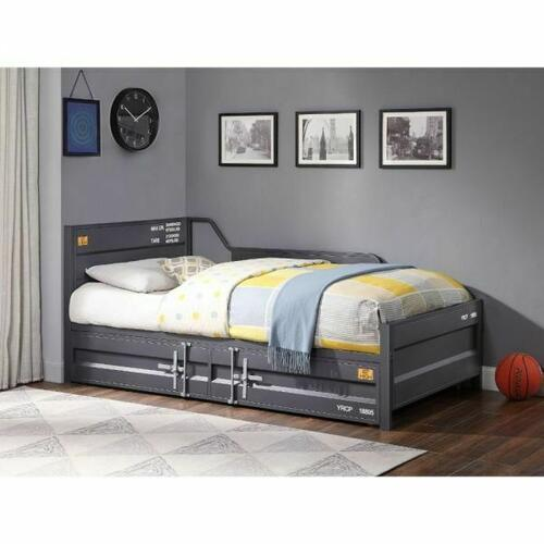 ACME Cargo Daybed & Trundle (Twin Size) - 39885 - Gunmetal