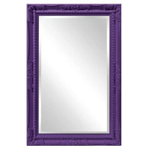 Howard Elliott - Queen Ann Mirror - Glossy Royal Purple
