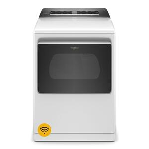 7.4 cu. ft. Top Load Gas Dryer with Advanced Moisture Sensing Product Image