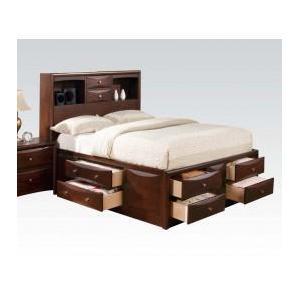 Acme Furniture Inc - Kit - Espresso Twin Bed