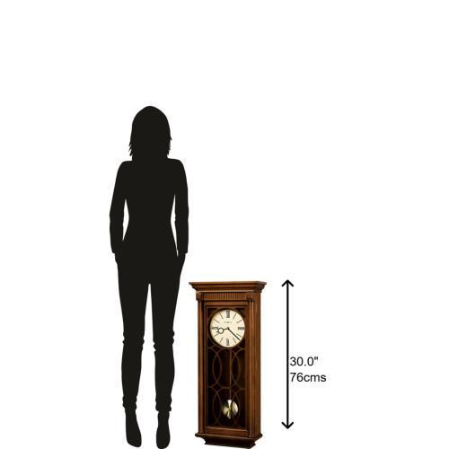 Howard Miller Kathryn Chiming Oversized Wall Clock 625525