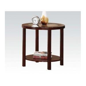 Acme Furniture Inc - Round End Table