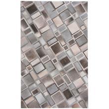 Laramie-Brick Stone Flat Woven Rugs