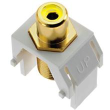 See Details - adorne® Composite Video RCA to F-Connector