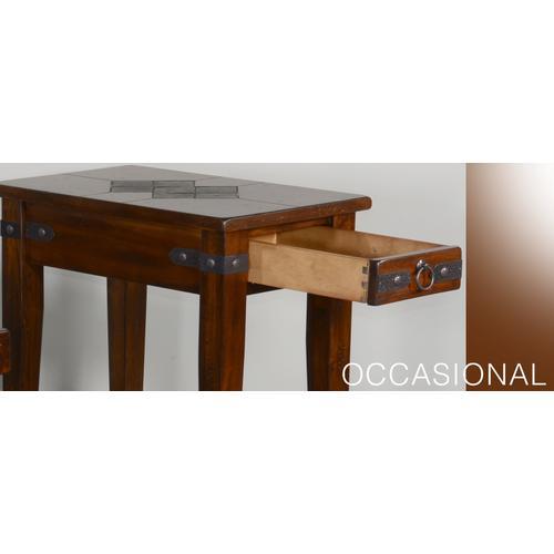 Sunny Designs - Santa Fe End Table