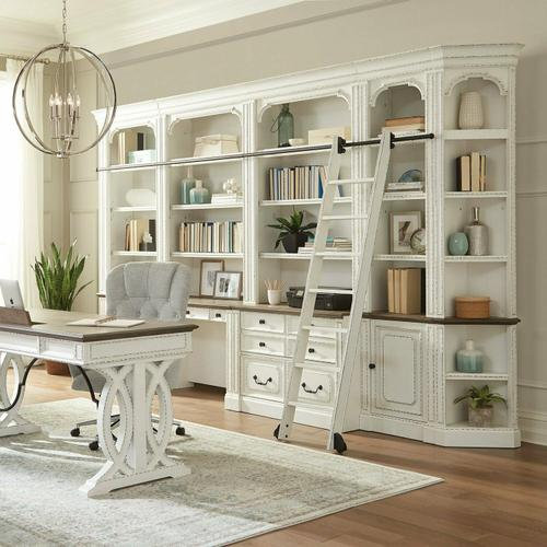 PROVENCE 32 in. Open Top Bookcase