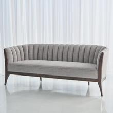 See Details - Channel Back Sofa-Silversmith