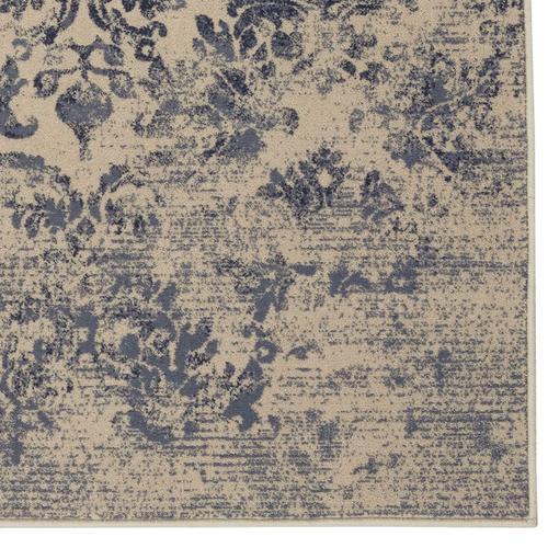 Gilded Age Azul Machine Woven Rugs