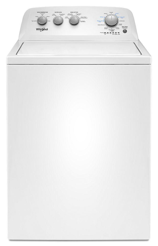 Whirlpool3.8 Cu. Ft. Top Load Washer With Soaking Cycles, 12 Cycles