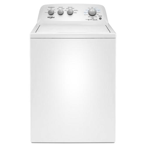 Whirlpool - 3.8 cu. ft. Top Load Washer with Soaking Cycles, 12 Cycles