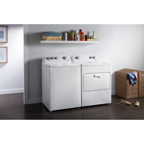 Whirlpool Canada - 4.4 cu. ft. I.E.C. Top Load Washer with Soaking Cycles, 12 Cycles