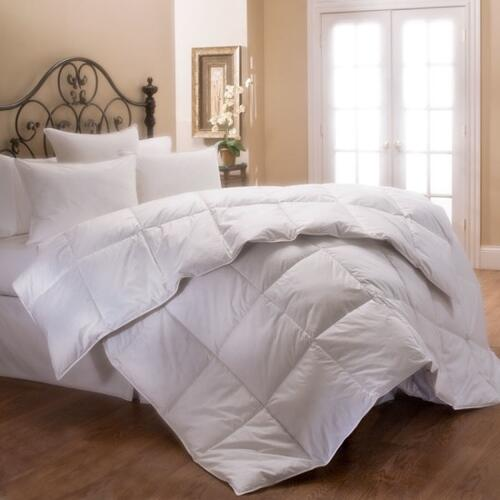Estate Luxury Down Comforter - Oversized King