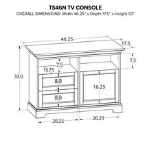 TS46N Custom TV Console