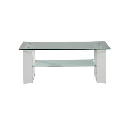Modena Coffee Table Base- White