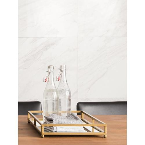 Grid Tray Rectangle Set Of 2