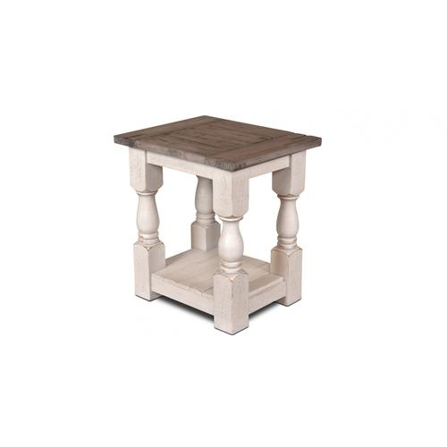 Horizon Home Furniture - Bay View Side Table